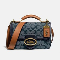 Coach 2020 new high-quality women's shoulder messenger bag