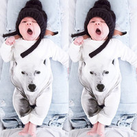 Children Baby Kids Cute Mom's baby Funny One-piece Clothing [9283981700]