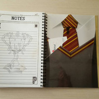 Harry Potter Planner 2016 -size A5-