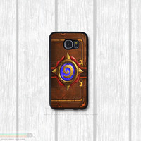 Hearthstone Card Pack, Custom Phone Case for Galaxy S4, S5, S6