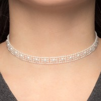 Pearl party choker