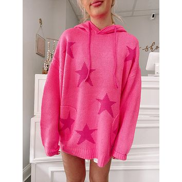 Total Domination Star Sweater