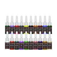 Tattoo Ink Tattoo Supplies 20 Color inks 5ml/bottle Complete Set Supply