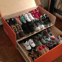 Nike Custom Shoe Storage