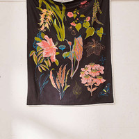 Botanical Chart Tapestry | Urban Outfitters