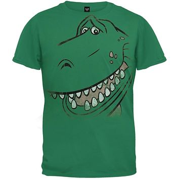 Toy Story - Rex Face Youth T-Shirt