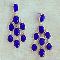 Magnificent Babylonia Earrings