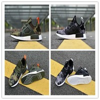 Fashion NMD XR1 Duck Camo X City Sock Pk Wool Boost for Top quality Running Shoes Men And Women Size 36-45