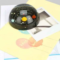 Galaxy Paper Weight- Black One