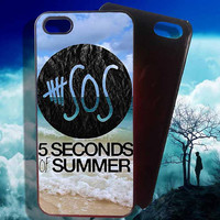 5 Seconds Of Summer 5Sos iPhone 4 4S iPhone 5 5S 5C and Samsung Galaxy S3 S4 S5 Case