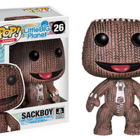 Pop! Games - Little Big Planet - Sackboy 26 (New)