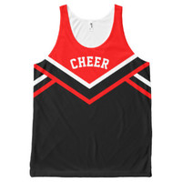Cheerleader Outfit Styled Products