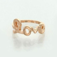 Young Love Midi Ring