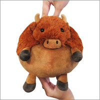Mini Squishable Buffalo