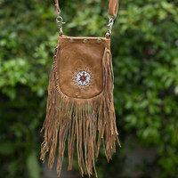 Messenger Bag - MMB Leather Collection