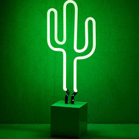Neon Mfg. Cactus Table Lamp | Urban Outfitters