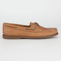 Sperry Top-Sider Authentic Original Womens Boat Shoes Sahara (Honey Sole)  In Sizes