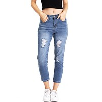 Structure Mom Jeans