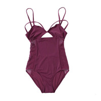 LONELY SWIM: Cut Out 1 Piece