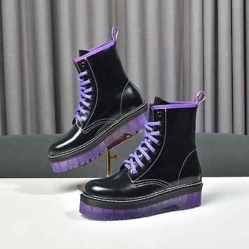 lv louis vuitton trending womens men leather side zip lace up ankle boots shoes high boots 133
