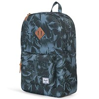 Heritage Backpack in Jungle Floral Green by Herschel Supply Co.