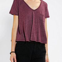 Urban Outfitters - BDG Swingy Cropped Tee