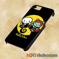 Hello kitty nightmare before Christmas For iPhone, iPod, iPad and Samsung Galaxy Case