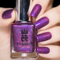 A-England Crown of Thistles Nail Polish