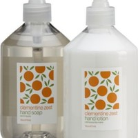 Clementine Zest Hand Soap/Hand Lotion