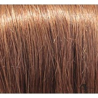 "21"" Clip In Remy Hair Extensions: Chestnut Brown No. 6"