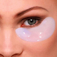 5pcs Crystal Collagen Eye Mask For The Face Anti Aging Anti-puffiness Dark Circle Anti Wrinkle Moisture Eye Patches
