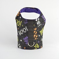 Halloween Boo Dog Vest Harness