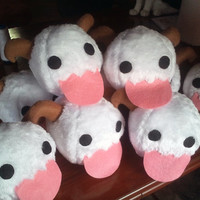 Poro Plushie - League of Legends plush