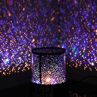 Led Projector Star Sky Master Projector Starry Night Light Lamp
