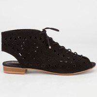 Mia Lila Womens Shoes Black  In Sizes