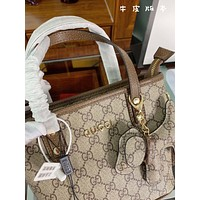 GUCCI New fashion more letter chain dog accessories shoulder bag women