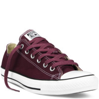 Converse - Chuck Taylor Fresh Colors - Low - Burgundy