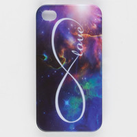 Ankit Infinite Love Galaxy Iphone 4/4S Case Multi One Size For Women 22909595701