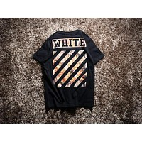Men's OFF-White Fashion T-Shirt 8035