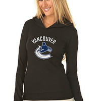 Waves Vancouver Canucks Thermal Long Sleeve Hooded T-Shirt - Shop.Canada.NHL.com