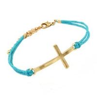 Fashion Cross Bracelet = 1652519684