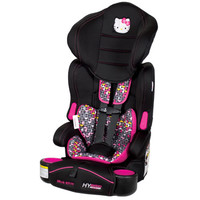 Baby Trend Hybrid 3-in-1 Car Seat (Hello Kitty Pin Wheel)