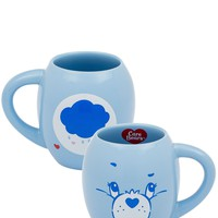 Grumpy Bear Care Bears Oval Ceramic Coffee Mug