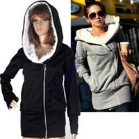 Fashion New Hoodies Sweatshirt Women,Long Sleeve Outdoor Ladies' Winter Hoodie Sport Suit,Warm Coat Women