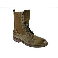 Polar Fox Men's 801025 Calf High Military Boots