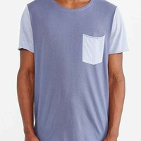 Feathers Deckhard Scoop Neck Pocket Tee