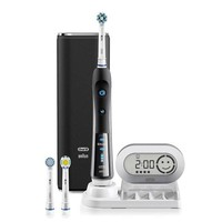 Smart Bluetooth Oral-B Black Electric Toothbrush
