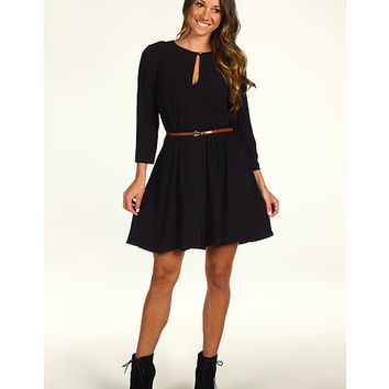 Juicy Couture Rayon Crepe Dress