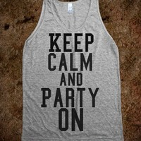 Keep Calm Party On - Righteous