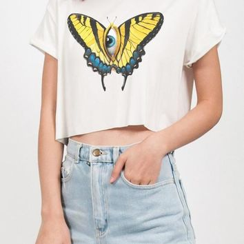 Swallow Tail Crop